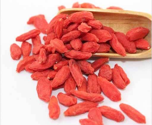 Goji berry for healthier eyes