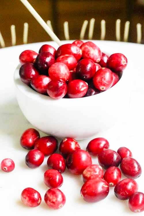 Cranberry with ladies