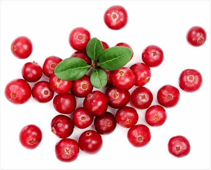 Cranberry with ladies