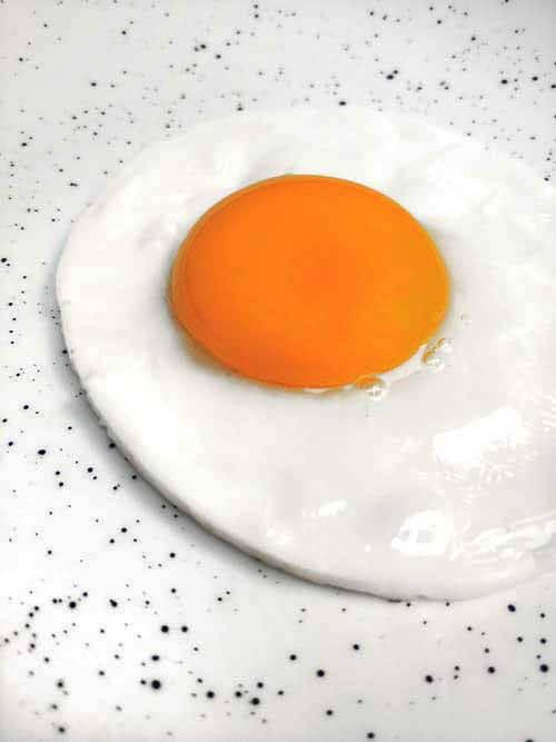 Eggs the best morning breakfast