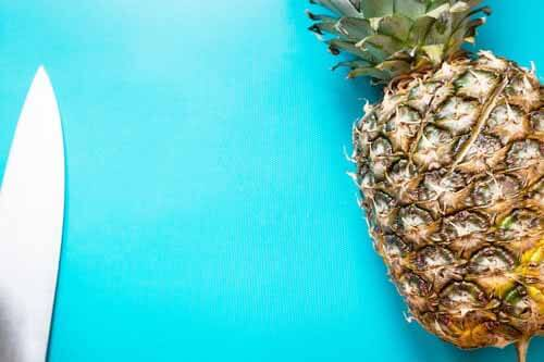 Health benefits of pineapples