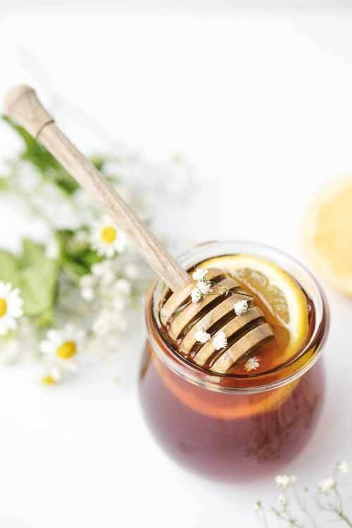 Great benefit of honey drop of sweet